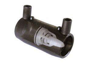 Manicotto con valvola di sicurezza-Plasson-Tubiplast