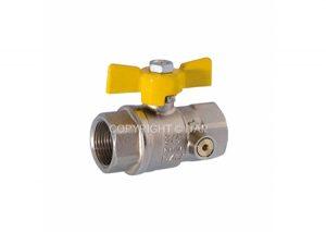 Valvola sfera-impianti gas-Itap-Tubiplast
