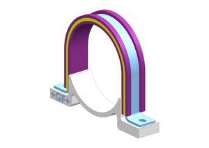 Collari di fissaggio INSTAFLEX-GF-Tubiplast