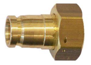 Modulo bocchettone a sede piana-GF-Tubiplast
