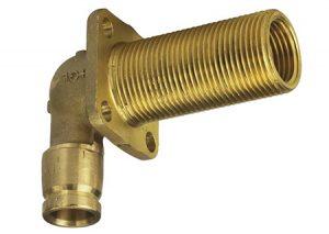 Modulo attacco rubinetto semplice 1/2″ – 3/4″-GF-Tubiplast