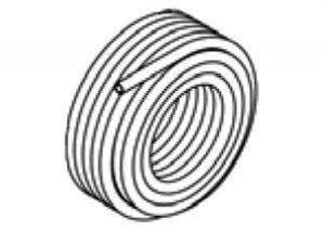 Tubo multistrato per gas colore giallo-GF-Tubiplast