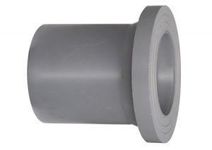 137 tee per batteria di distribuzione, ridotto nella diramazione-GF-Tubiplast