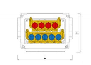 Collettore Multiexpress K4-GF-Tubiplast