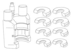 Pressa 32-63mm-GF-Tubiplast