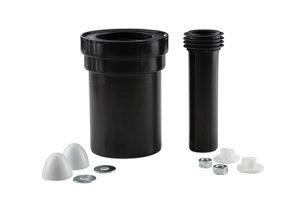 HL222 attacco WC sospeso-Wavin-Tubiplast