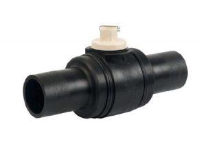 Valvola gas in PE codolo lungo 2390-Plasson-Tubiplast