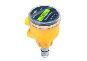 Misuratore magnetico tipo 2551; versione con display senza relay uscita 4-20 mA-GF-Tubiplast