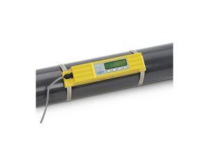 """Misuratore di portata compatto tipo U1000 V2″Clamp on""""-GF-Tubiplast"""