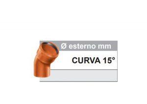Curva 15°-Stabiplast-Tubiplast