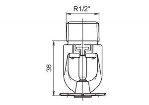Sprinkler 21 MX5 – FP-Viking-Tubiplast