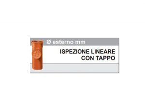 Ispezione lineare con tappo-Stabilplastic-Tubiplast