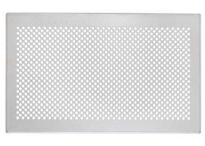 Griglia design Zehnder Pisa per CLD-K ( 260×160 mm)-Zehnder-Tubiplast