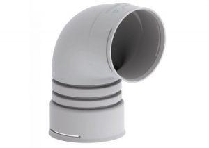 Raccordo 90° Zehnder ComfoTube-Zehnder-Tubiplast
