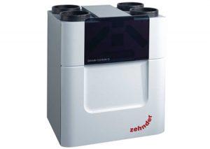 Recuperatore di calore ComfoAir Q 350 ST-Zehnder-Tubiplast