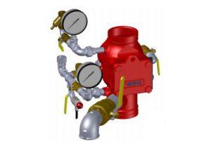 DRV-1 valvola di allarme a secco 3″ (dn80) – 6″ (dn150)-Viking-Tubiplast