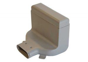 Bocchetta CLF per ComfTube-Zehnder-Tubiplast