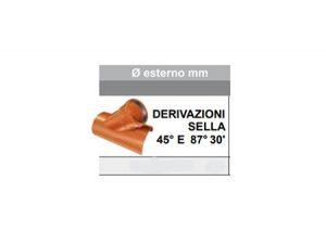 Derivazioni sella 45° e 87° 30′-Stabilplastic-Tubiplast