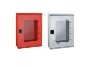 Cassetta da esterno/interno a parete linea Electa sigillabile senza lastra-Bocciolone-Tubiplast