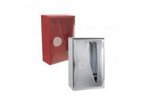 """Cassetta a parete da esterno/interno """"Poly Line"""" sigillabile-Bocciolone-Tubiplast"""