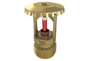 Erogatori sprinkler upright ad intervento normale VK200 (K8.0)-Viking-Tubiplast