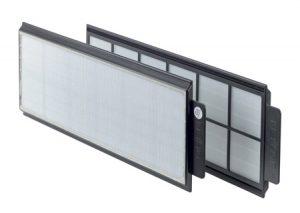 Coppia di filtri lavabili per ComfoAir 200 (G2)-Zehnder-Tubiplast