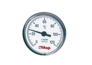 Termometro attacco posteriore-Itap-Tubiplast