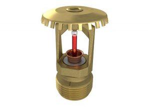 Microfast sprinkler a risposta rapida upright VK350 (K8.0)-Viking-Tubiplast