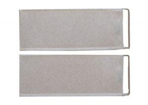 Coppia di filtri lavabili per ComfoAir 350 – 500 – 550 (G3)-Zehnder-Tubiplast