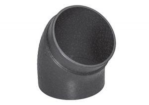 Curva 45° CPCP M-F DN125 Zehnder ComfoPipe Compact-Zehnder-Tubiplast
