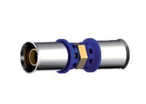 Manicotto press-fitting metal Aquatechnik-Tubiplast