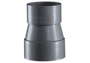 Riduzione concentrica PVC Tubiplast