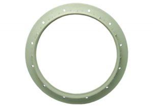 Flangia con collare PVC Tubiplast