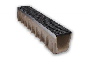 Canalina in calcestruzzo polimerico MULTIV+150 mm 1000 Ulma-Tubiplast
